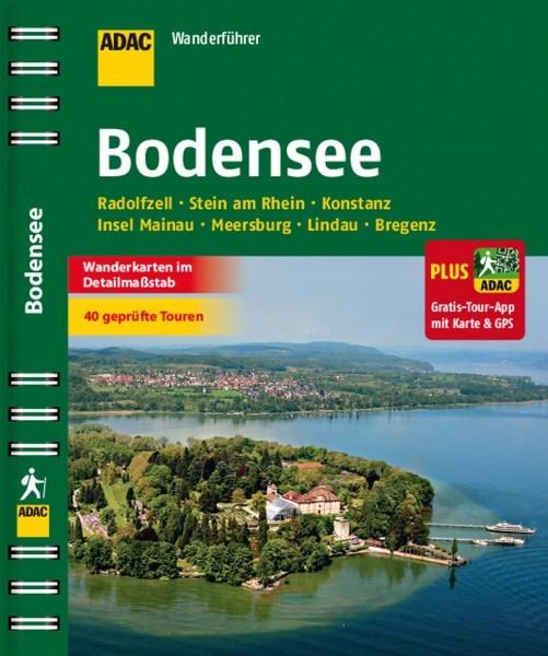 ADAC Wanderführer Bodensee