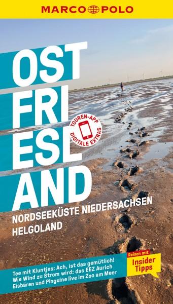 MARCO POLO Reiseführer Ostfriesland, Nordseeküste