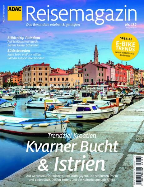 ADAC Reisemagazin Istrien & Kvarner Bucht