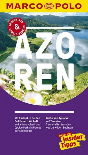 MP Reiseführer Azoren