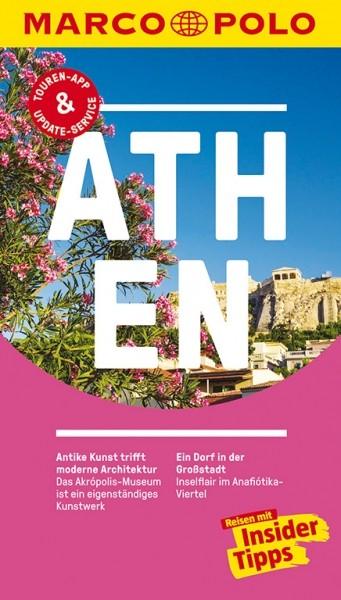 MP Reiseführer Athen