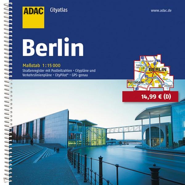 ADAC Cityatlas Berlin