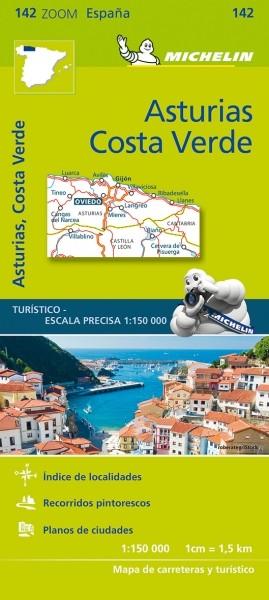 Michelin - Asturien/CostaVerde