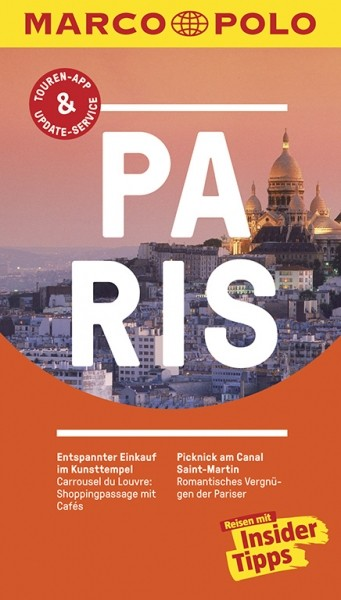 MP Reiseführer Paris