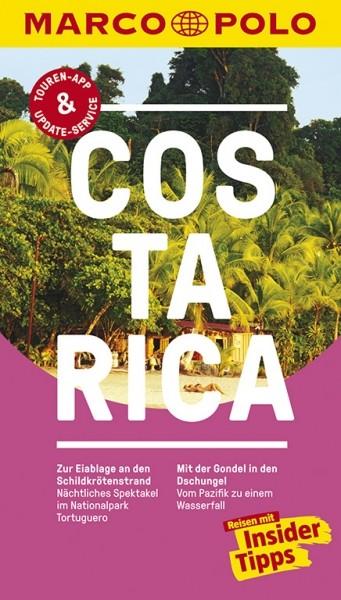 MP Reiseführer Costa Rica