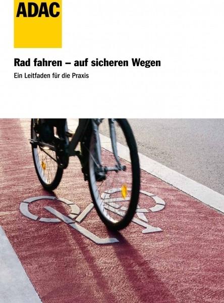 Rad fahren-auf sicheren Wegen