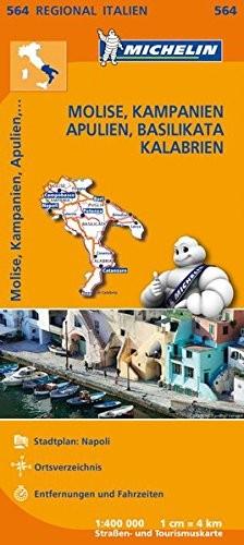 Michelin KR Molise, Kampanien