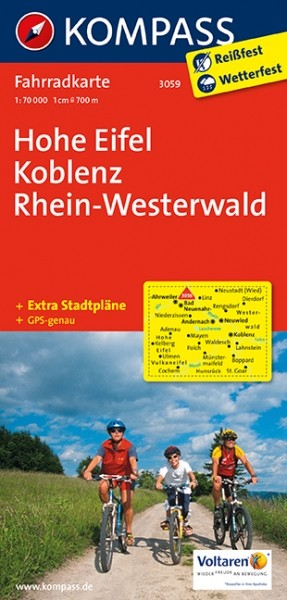Kompass FK Hohe Eifel/Koblenz