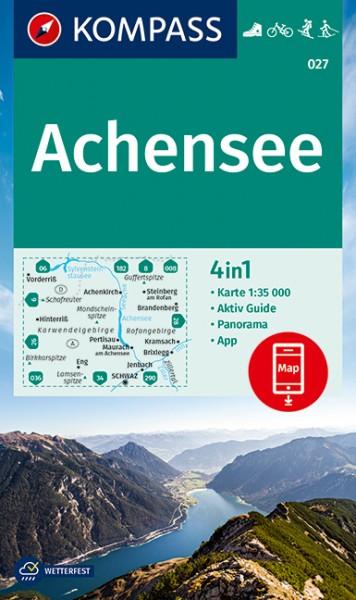 Kompass WK Achensee