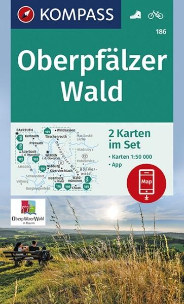 Kompass WK Oberpfälzer Wald