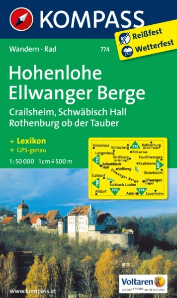 Kompass WK Hohenlohe
