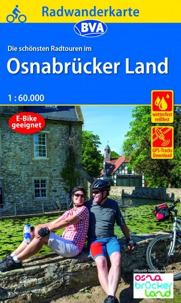 BVA Radwanderkarte Osnabrücker Land