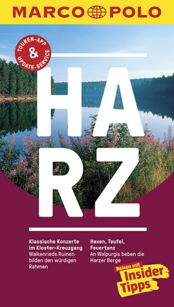 MP Reiseführer Harz