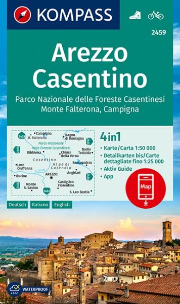 KOMPASS WK Arezzo, Casentino