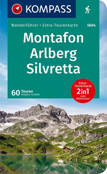 KOMPASS WF Montafon, Arlberg, Silvretta