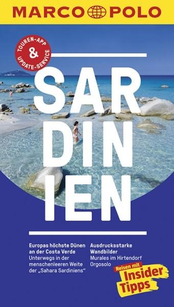 MP Reiseführer Sardinien
