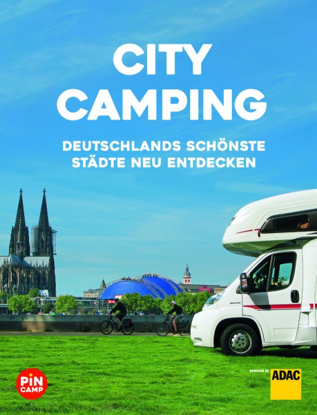Yes we camp! ADAC City Camping