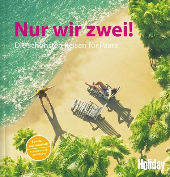HOLIDAY Reisebuch: Nur wir zwei