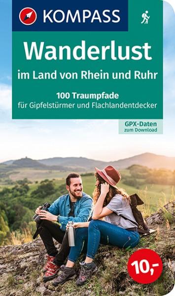 KOMPASS Wanderlust Rhein Ruhr