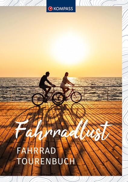 KOMPASS Fahrradlust Tourenbuch