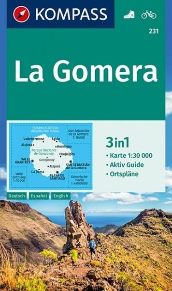 Kompass WK La Gomera