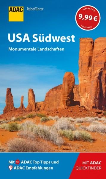 ADAC Reiseführer USA Südwesten