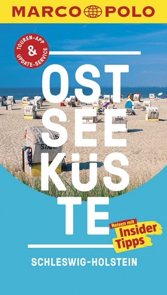 MP Reiseführer Ostseeküste/SH