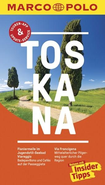 MP Reiseführer Toskana