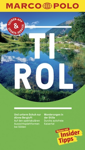 MP Reiseführer Tirol