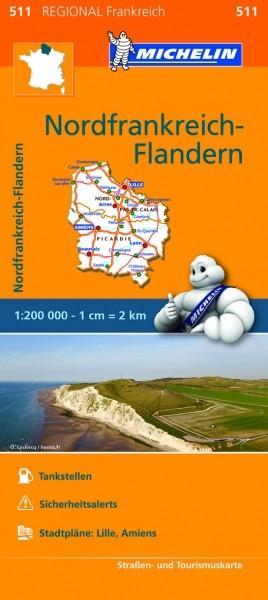 Michelin KR Nordfrankreich