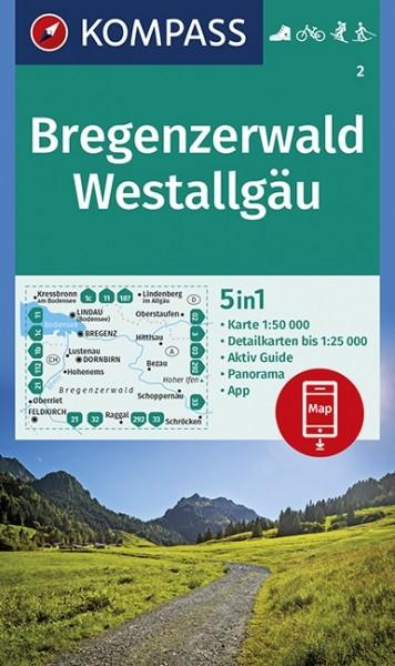 Kompass WK Bregenzer Wald