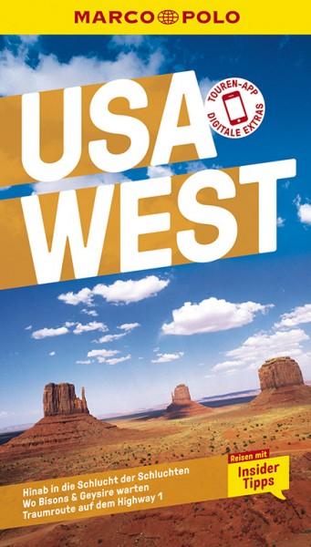 MARCO POLO RF USA West