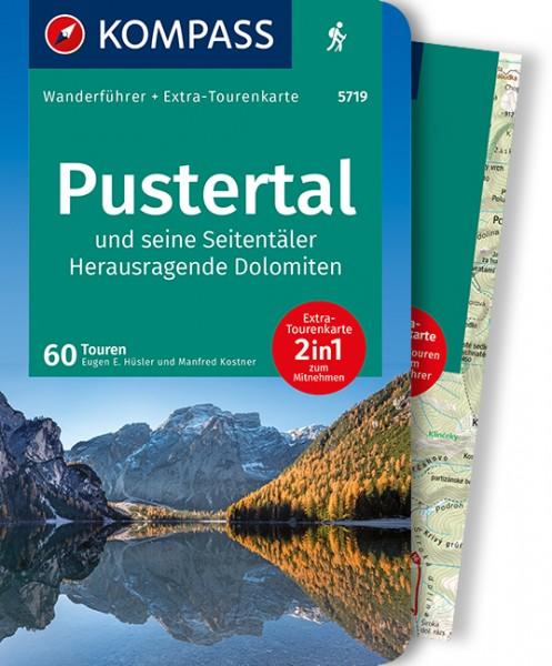 KOMPASS Wanderführer Pustertal und Seitentäler