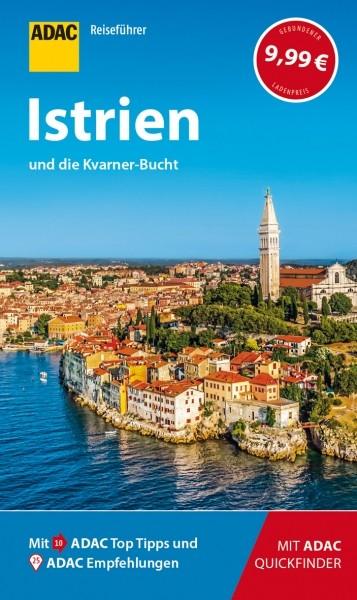 ADAC Reiseführer Istrien