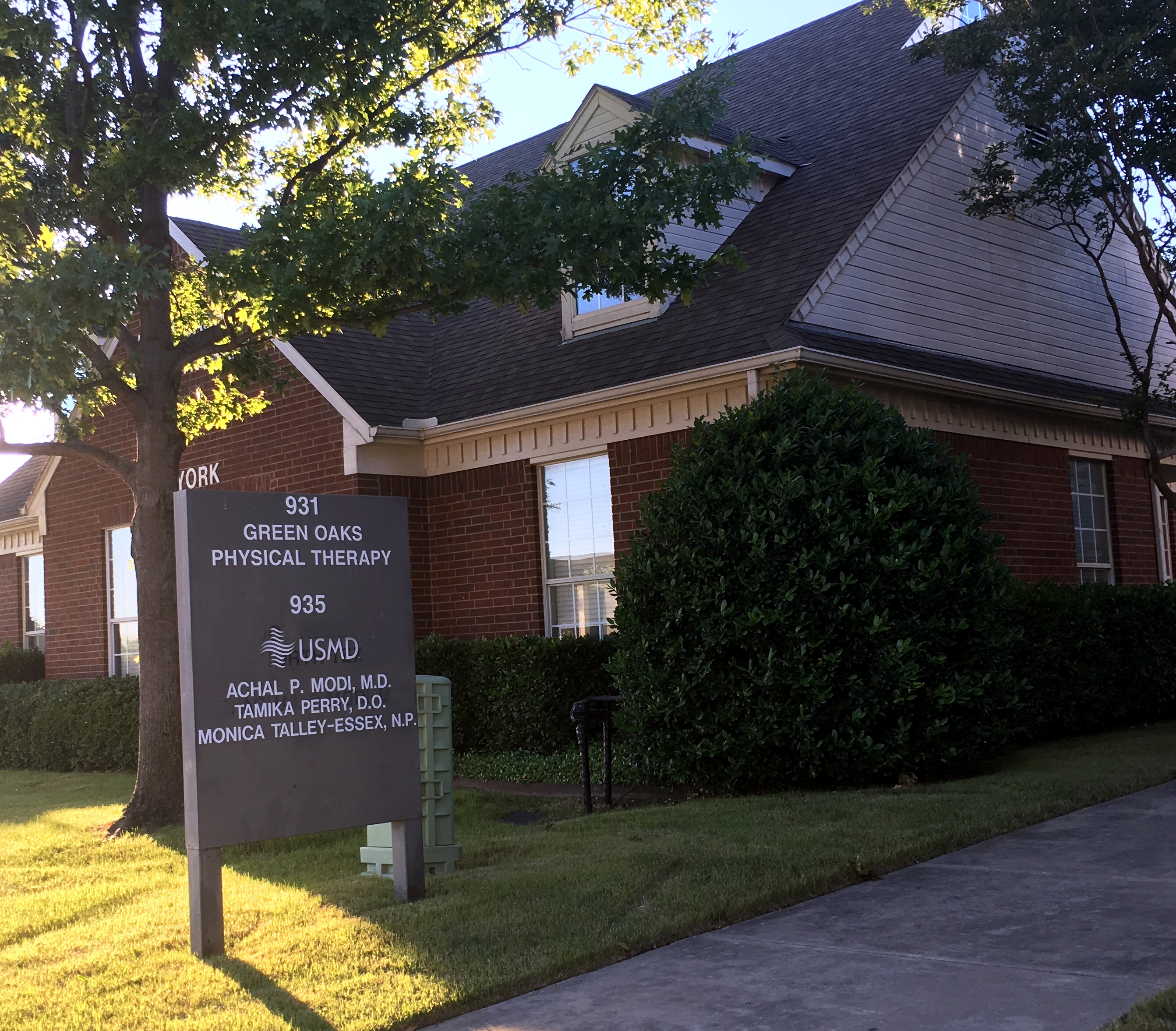 Green Oaks Physical Therapy