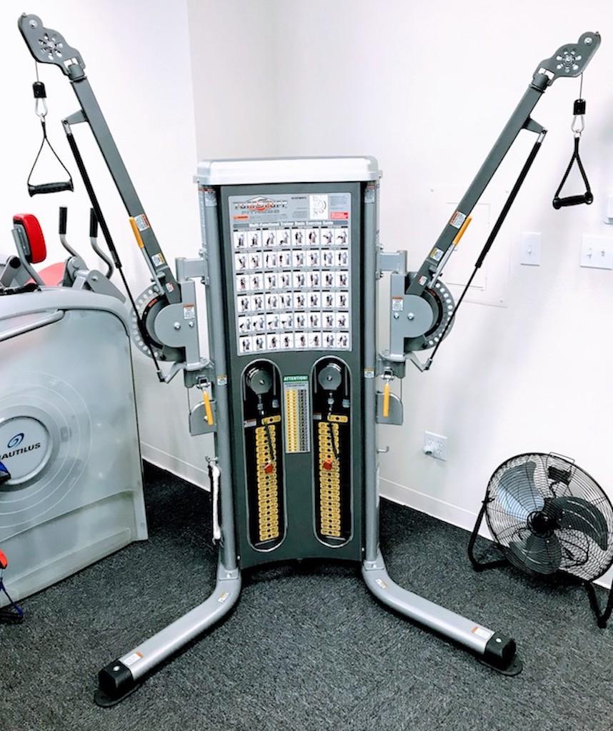 Adaptive Workouts - Strength Training