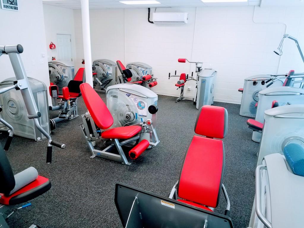 Adaptive Workouts Strength Training