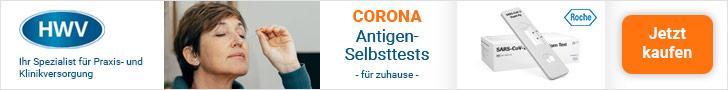 Antigentest - Antikörpertest