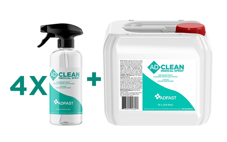 Adclean Medical Spray 10l
