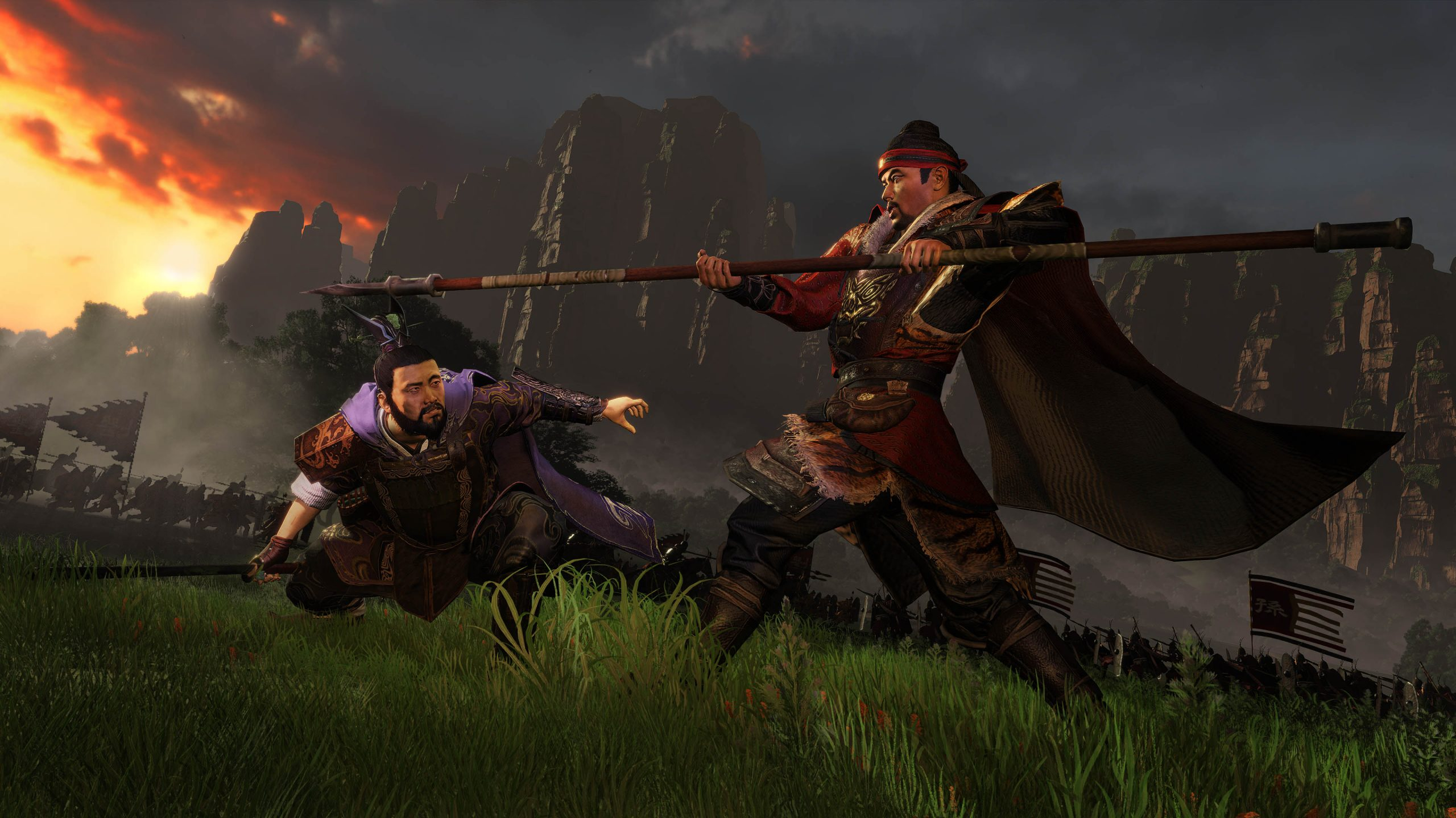 Total War Three Kingdoms A World Betrayed Dlc Will Make The