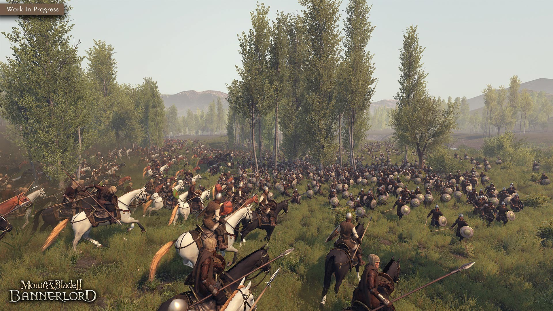 Mount and Blade Screenshot