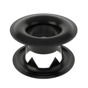 Black Spur Grommets Spur Washer
