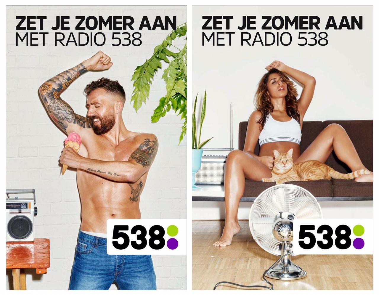 dating site reclame radio 538 live