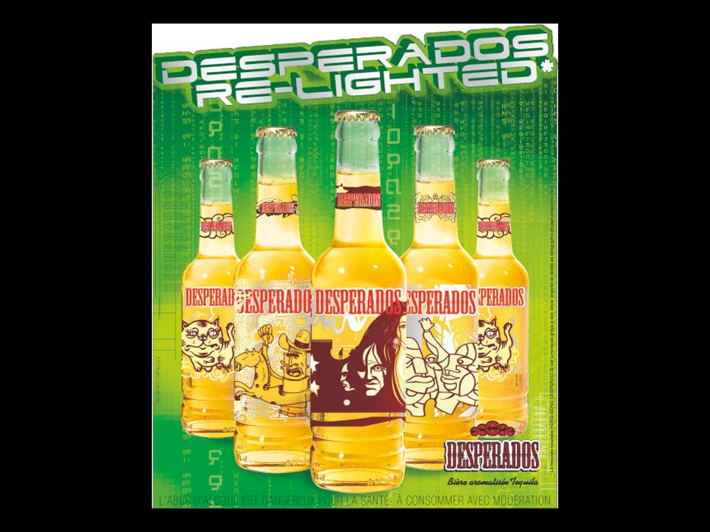 Paul Le Desperados Desperados Re Lighted Adforum Talent The Creative Industry Network