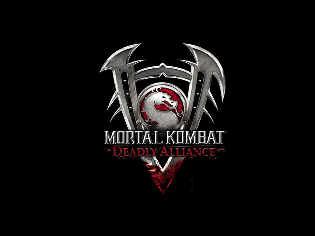 Mortal Kombat V Mortal Kombat Logo