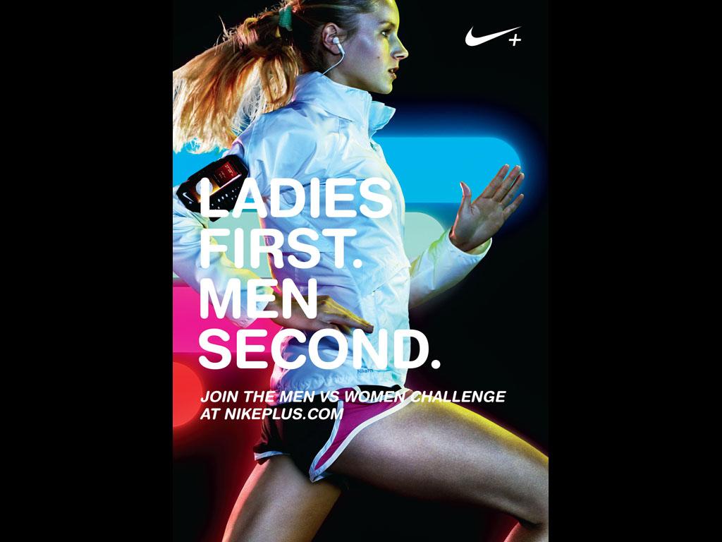 Nike Ladies First