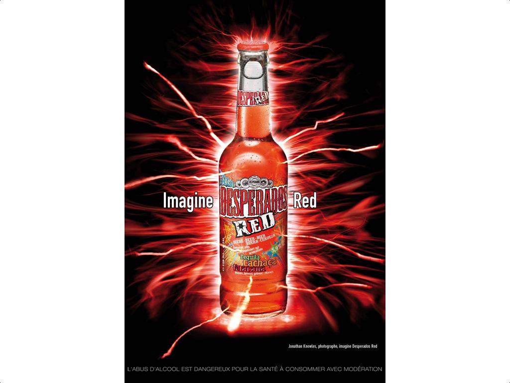 Desperado Red Plasma
