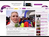 The Sony Ericsson FanWalk to the MTV EMAs