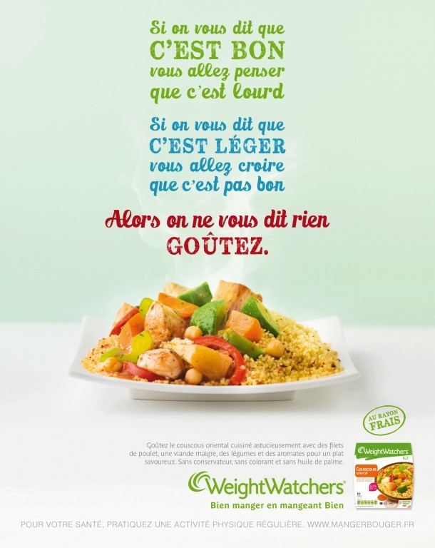 Weight Watchers Couscous