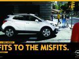 Opel Mokka Launch Campaign